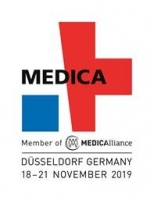 We are present at Medica 2019